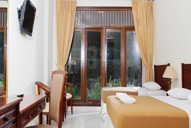d'Emmerick Salib Putih Hotel Salatiga - Kamar tamu