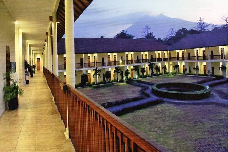 d'Emmerick Salib Putih Hotel Salatiga - View