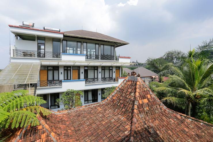 RedDoorz @Sersan Bajuri Bandung - Aerial View