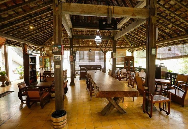 RedDoorz @Sersan Bajuri Bandung - Kedai kopi