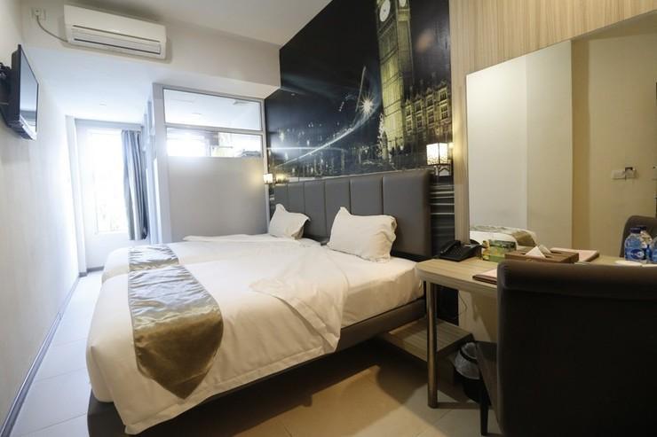 D'vin Hotel Batam - Kamar Tamu