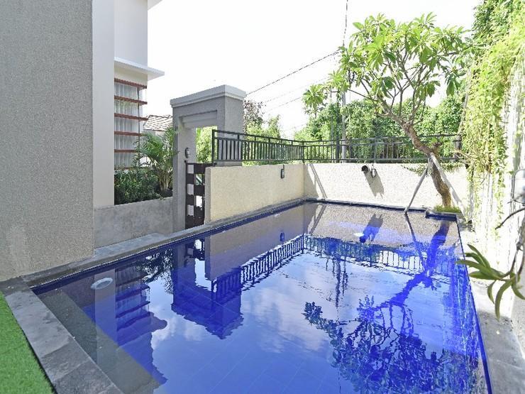 Arella House Bali - Exterior