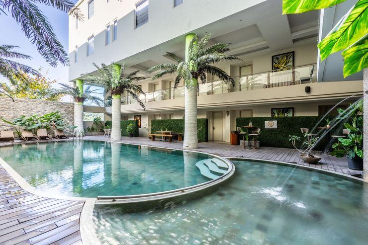 Collection O 14 Sun Boutique Hotel Bali - Swimming Pool