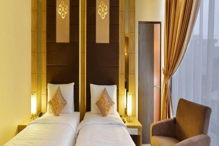 Grand Tjokro Jakarta - Deluxe Room