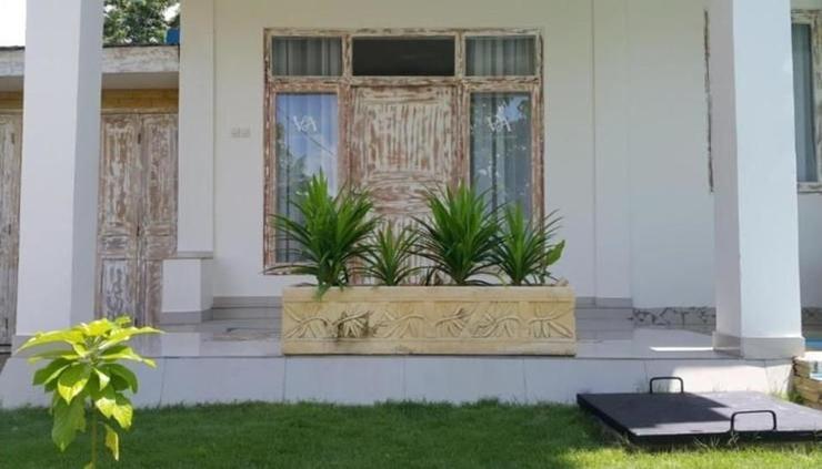 Villa Amidala Pulau Sumba - exterior
