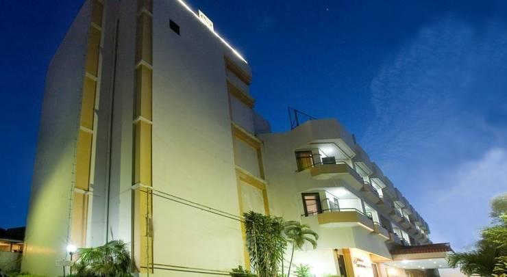 Hotel Sahid Manado - Tampilan Luar