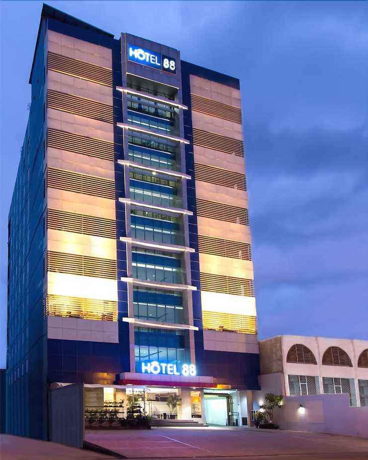 Hotel 88 Mangga Besar VIII Jakarta - Exterior