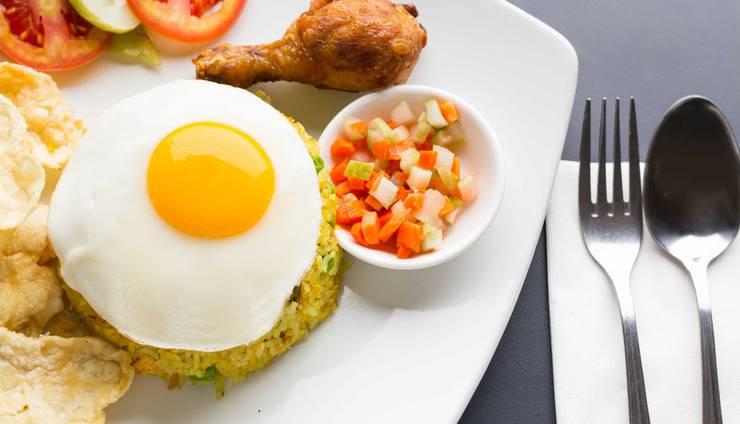 Hotel 88 Mangga Besar VIII Jakarta - food