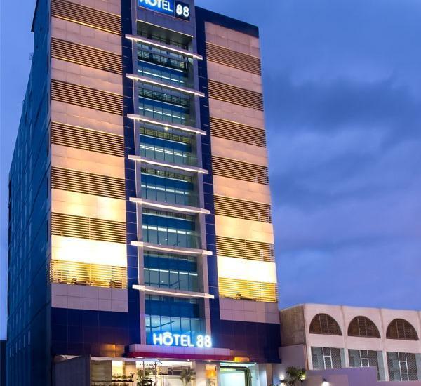 Hotel 88 Mangga Besar VIII Jakarta - outdoor