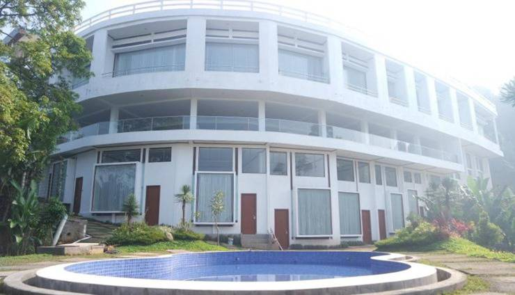 Pondokan Tjiburial Bandung - Exterior