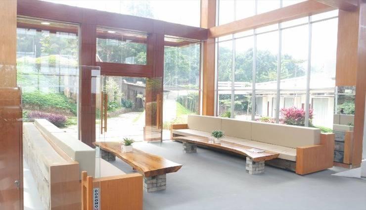Pondokan Tjiburial Bandung - Interior