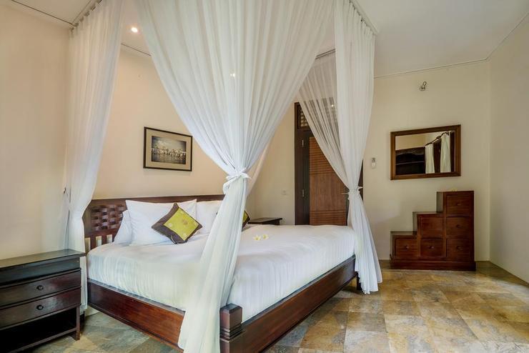 Villa William Seminyak Bali - room