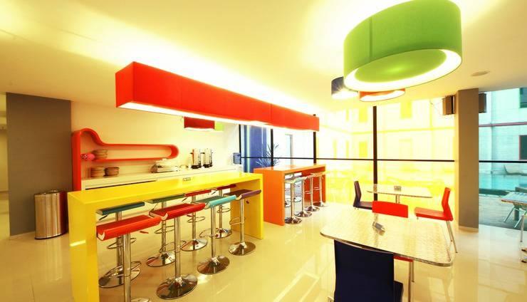 Pop Hotel Kuta - Restaurant