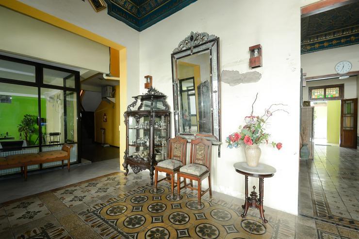Airy Eco Syariah Bongkaran Jagalan 64 Surabaya - Lobby