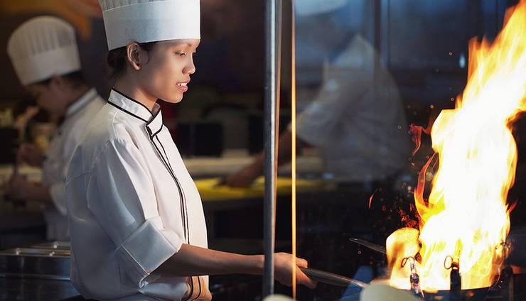 Hotel Ciputra World Surabaya - Live Cooking