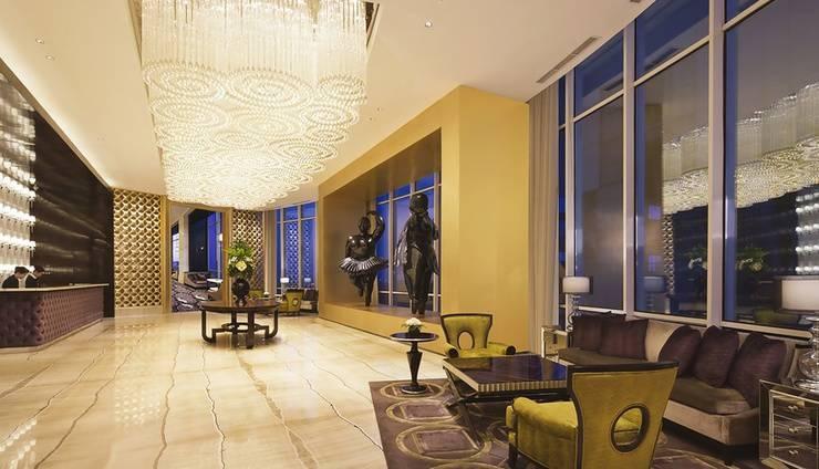 Hotel Ciputra World Surabaya - Lobby