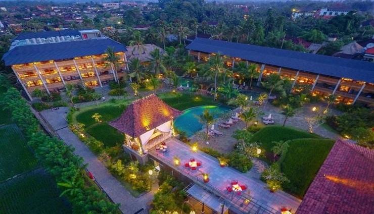 Alaya Resort Ubud - Exterior
