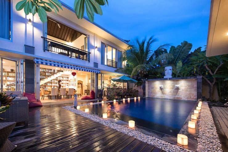 The Casa Banana Bali - Pool