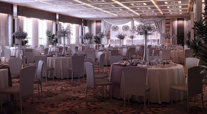 Eastparc Hotel Yogyakarta - Restaurant