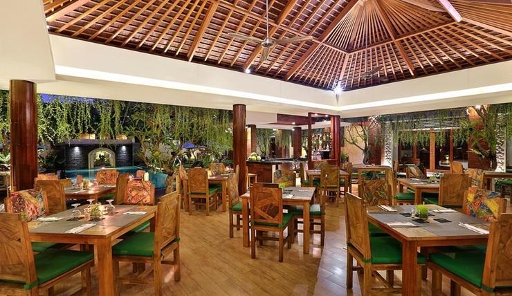 D'bulakan Boutique Resort Ubud - Restaurant
