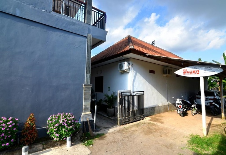 Suzan Homestay Canggu Bali - Exterior