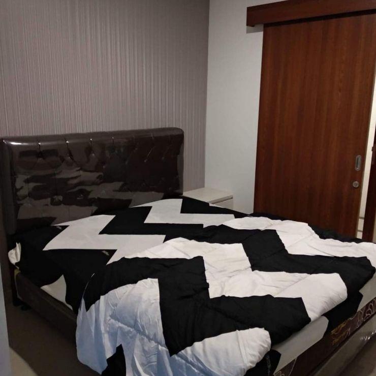 Apartemen Grand Kamala Lagoon by Dede Room Bekasi - Bedroom