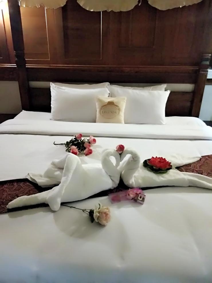 Guest House Legenda Semarang - Kamar Tidur