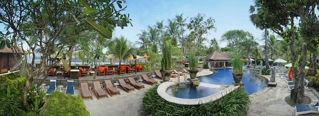 Legian Beach Hotel Bali - Kolam Renang