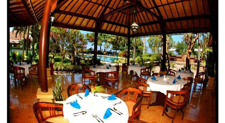 Puri Saron Senggigi Beach Resort Lombok -  Restoran