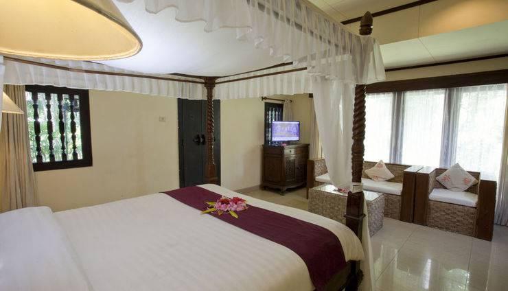 Puri Saron Senggigi Beach Resort Lombok - bungalow