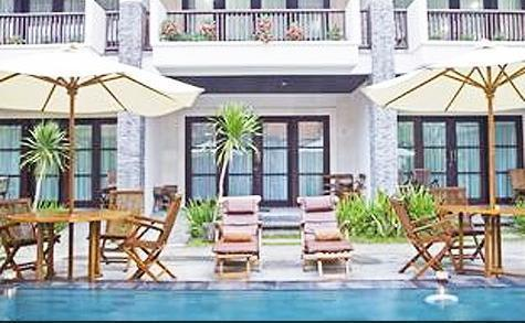 Amansari Villa Bali - Amansari Villa