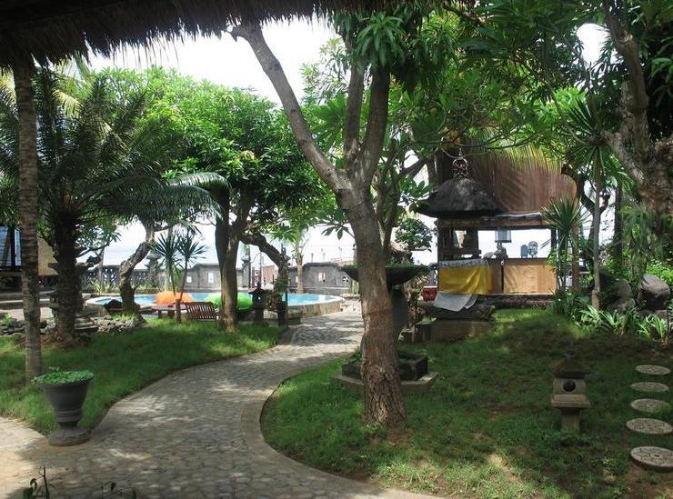 Alam Sunset Villa Bali - Exterior