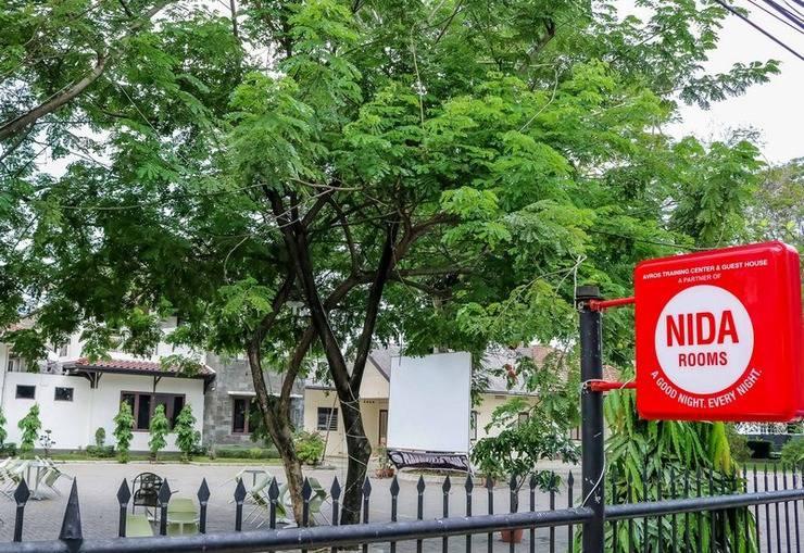NIDA Rooms Katamso 1 Medan Kota - Pemandangan Area