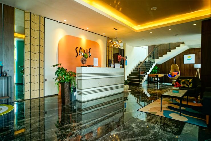 Sans Hotel Box Mansion Surabaya Surabaya - Hotel Pic