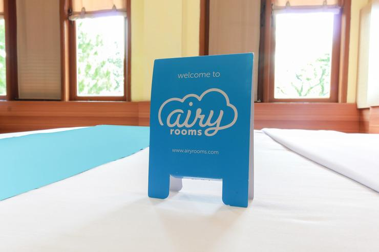 Airy Riau Progo 6 Bandung - Ellegance Double_Welcome Sign