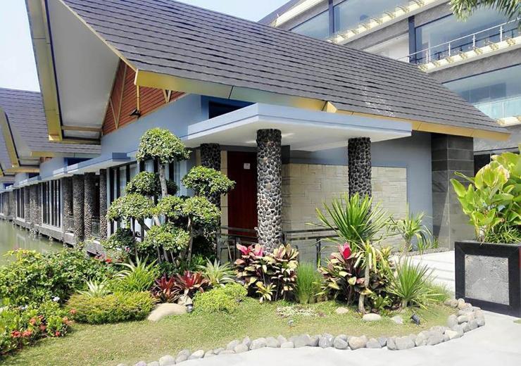 Cahaya Villa Garut Garut - Facade