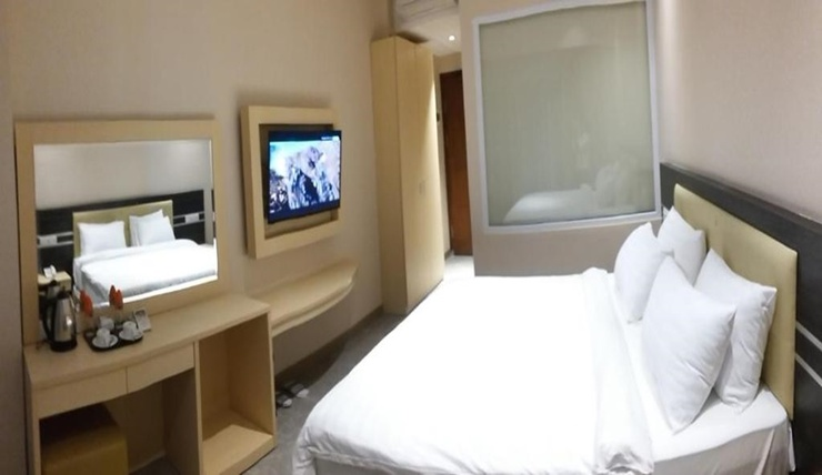 Cahaya Villa Garut Garut - Bedroom