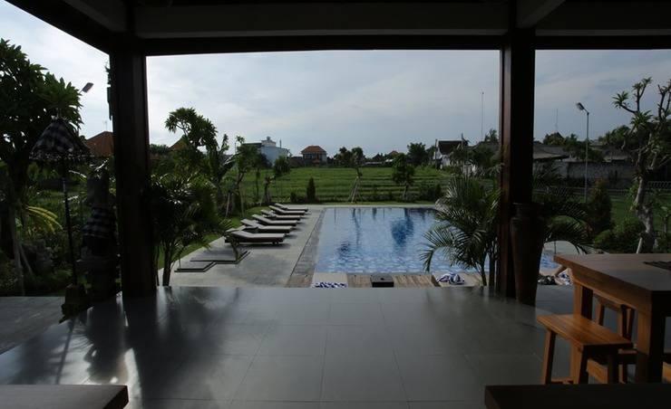 RedDoorz @ Nelayan Canggu Bali - Exterior
