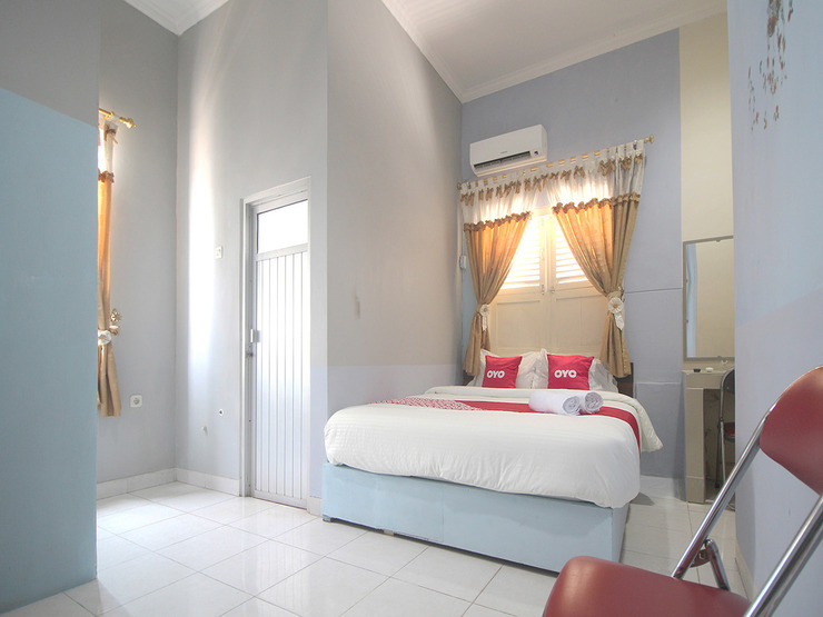 OYO 2628 Kartini Residence Near Asyifa Husada Medical Center Bandar Lampung - Guestroom S/D