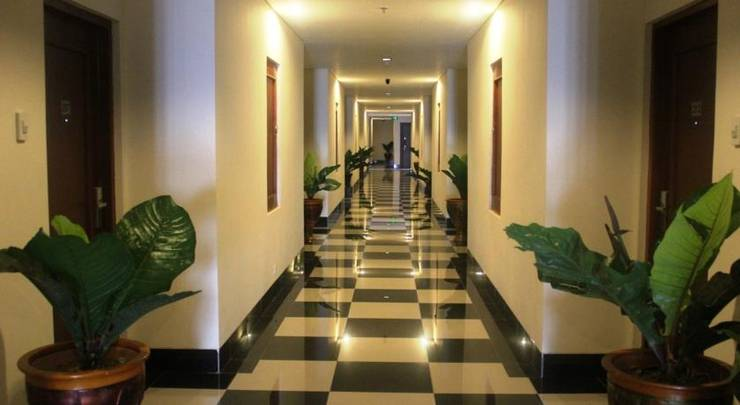 Gran Surya Hotel Bali - Koridor