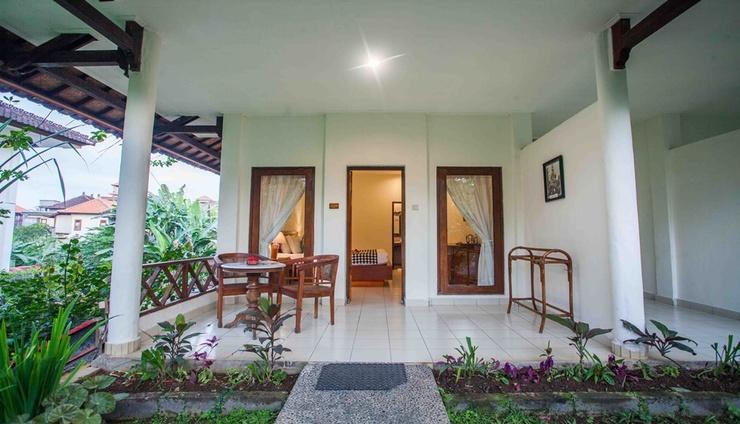 Ubud Inn Cottage Bali - Terrace