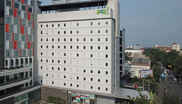 POP! Hotel Solo Solo - Exterior Building