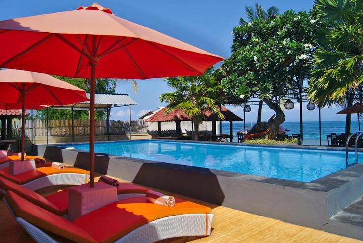 SemayaOne Beach Guest House Bali - Facilities