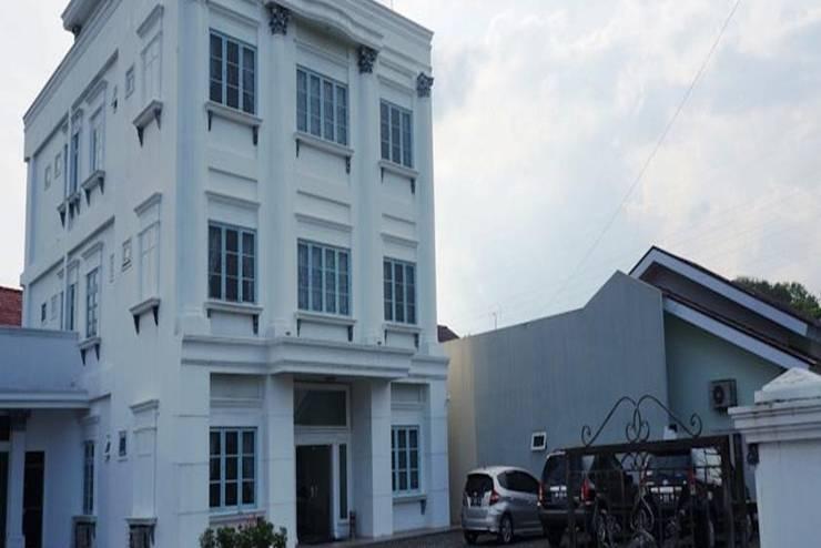 Caesari Homestay Pekanbaru - Tampilan Luar Hotel