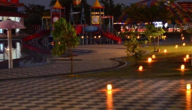 Kyriad Grand Master Purwodadi - Water Park