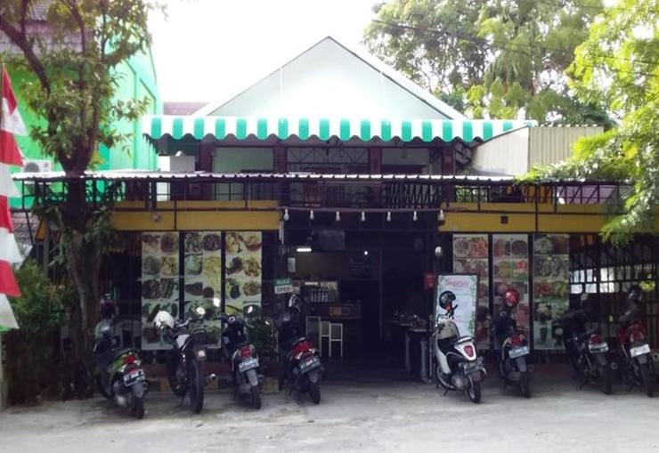 Sagaria Homestay Balikpapan - Exterior