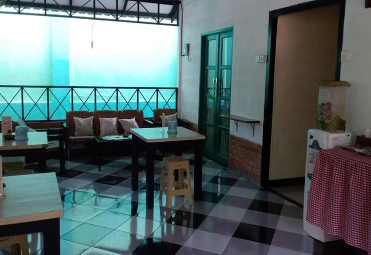 Sagaria Homestay Balikpapan - Interior
