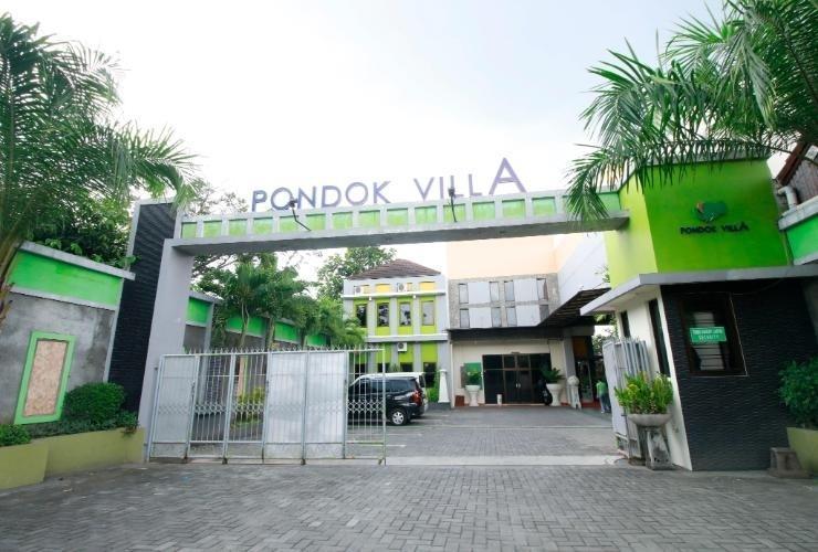 Pondok Villa Hotel Yogyakarta - Facade