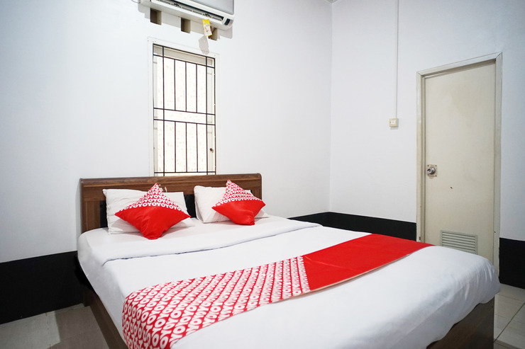 OYO 901 Abdi Praja Residence Balikpapan - Bedroom