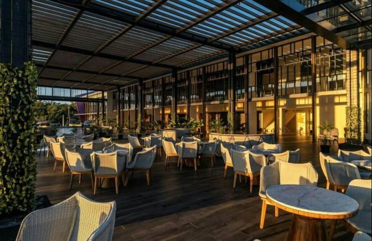 Golden Tulip Holland Resort Batu Malang - Lounge